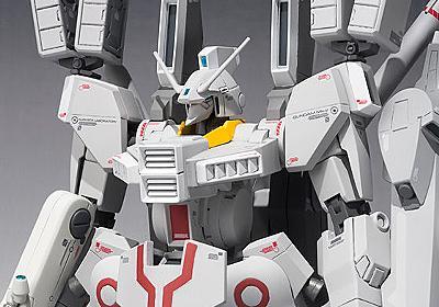 ROBOT魂 <SIDE MS> ガンダムMk-V(連邦カラー) | ガンダムシリーズ 趣味・コレクション | プレミアムバンダイ公式通販