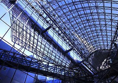 京都のお勧めスポット!近未来感が溢れる京都駅。 - あーべんのカメラと戯言