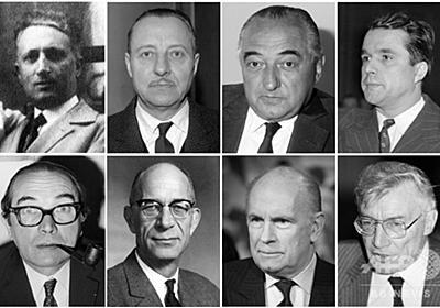 ナチスから通信社を奪還した8人の記者、1944年AFP通信の誕生 写真5枚 国際ニュース:AFPBB News