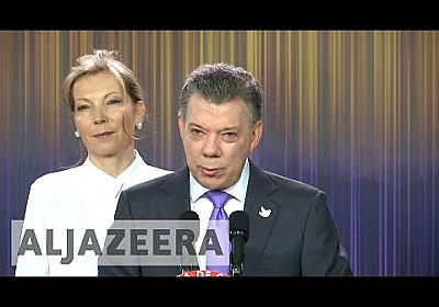 Colombia's Santos named 2016 Nobel Peace Prize winner