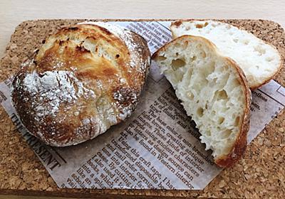酒粕玄米酵母のリュスティック - パンとフクロウ*パン教室このはずく*