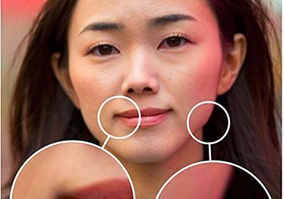 Photoshopで加工した顔写真を見分けるAIツール、Adobeが開発 - ねとらぼ