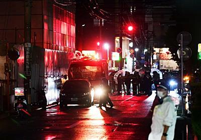 博多駅近く、ビル解体現場でCO中毒か 3人搬送、男性死亡 【西日本新聞me】