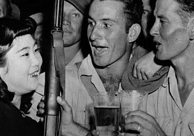 終戦わずか2週間後「東京の慰安婦」は米軍のいけにえにされた