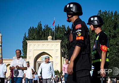中国当局が反「ハラル」キャンペーン、新疆で取り締まり開始 写真3枚 国際ニュース:AFPBB News