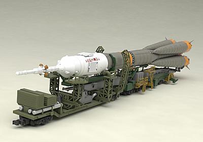 ロシア宇宙船「ソユーズ」がプラモデル化、1/150スケールとは思えない精度&ギミックを実現 - ねとらぼ