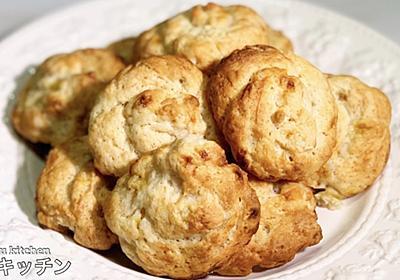 ポリ袋に材料入れて揉むだけ!超簡単『バナナクッキー』の作り方 - てぬキッチン