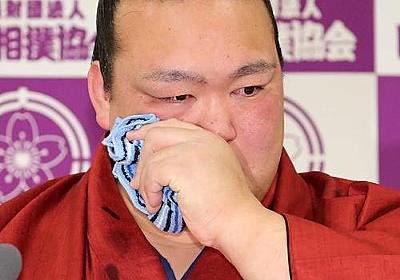 限界だった左腕…稀勢の里が「前へ」歩んだ相撲道 - 大相撲 : 日刊スポーツ