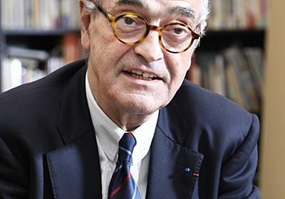 (人間発見)日仏交流史研究家 クリスチャン・ポラックさん 「絹と光」の縁たどる(1) :日本経済新聞