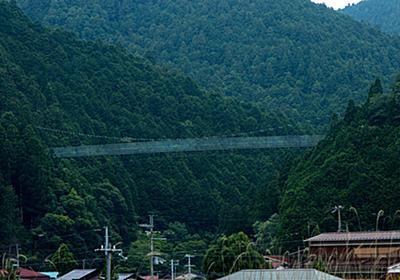 昭和感がたまらない風情ある旅館街。奈良県洞川温泉へ。そしていつもの亀清でアユの塩焼きを食べる。 - 暮らしの顛末(くまくまコアラ)