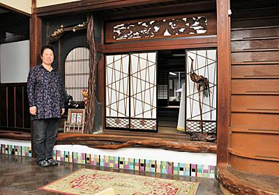 旧遊郭の古民家、女性ほれ込み旅館に再生 ステンドグラスに透かし彫り...「つぶすのもったいない」 観光 地域のニュース 京都新聞