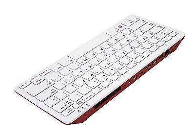 Raspberry Pi 400 USキーボード - スイッチサイエンス