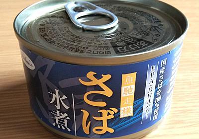 ダイエット生活 ⑧ ~サバ缶で1週間報告~ - ryu777.com