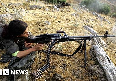 Who are Kurdistan Workers' Party (PKK) rebels? - BBC News