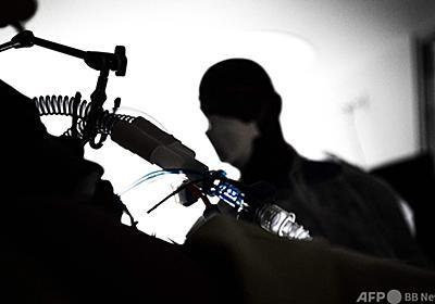 コロナ英変異株、致死率は従来株の1.6倍 論文 写真3枚 国際ニュース:AFPBB News
