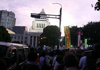 国会前デモも規制!?東京都迷惑防止条例改正案がこの上なくヤバいことに | BUZZAP!(バザップ!)