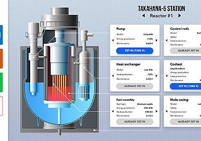 『Nuclear Power Station Creator』Steam早期アクセス開始―日本の電力需要を原発で賄う経営ストラテジー | Game*Spark - 国内・海外ゲーム情報サイト