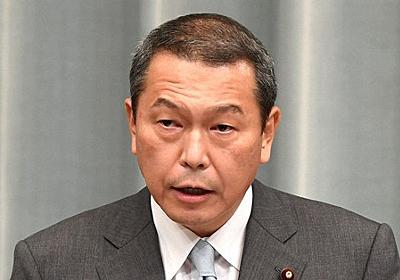 運転免許証デジタル化「菅首相から強い指示」 小此木国家公安委員長、就任会見で - 毎日新聞