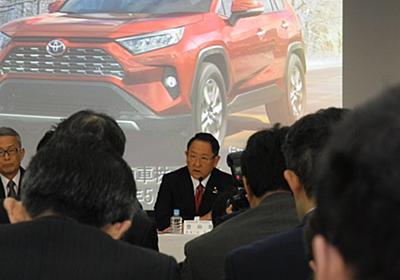 トヨタ社長「競争のルールが変わる中で舵取りのやり方も変えなければいけない」 | レスポンス(Response.jp)