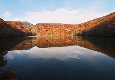 蔦沼・奥入瀬・十和田湖の紅葉をレンタカーで楽しむ2泊3日の旅 - 鉄道と自転車でプチ冒険に出よう