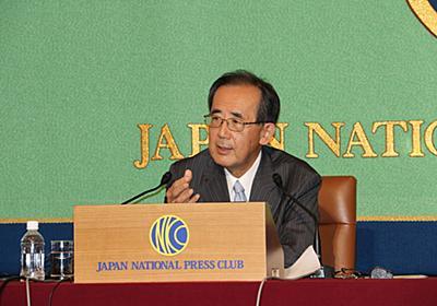 全文表示 | 「根本原因はデフレではない」 白川・前日銀総裁が5年半ぶりに語った : J-CASTニュース