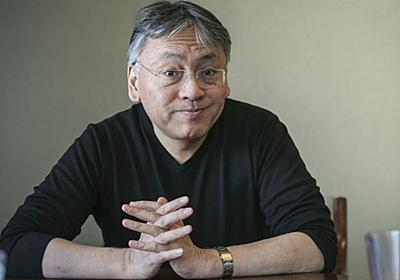 ノーベル文学賞 カズオ・イシグロが語った日本への思い、村上春樹のこと | 文春オンライン