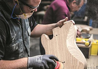 エレキギターに危機 気候変動による洪水で木材不足: 日本経済新聞