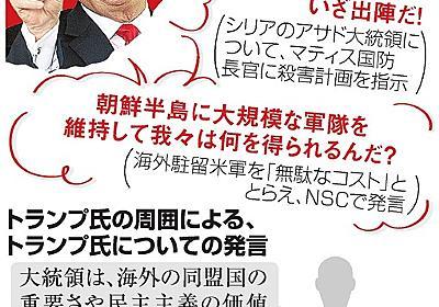 北朝鮮へ先制攻撃「鼻血作戦」 トランプ氏暴露本で判明:朝日新聞デジタル