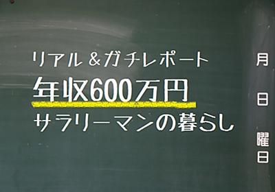 年収600万円サラリーマンが住宅ローン3000万円借りると、こうなる - RepoLog│レポログ