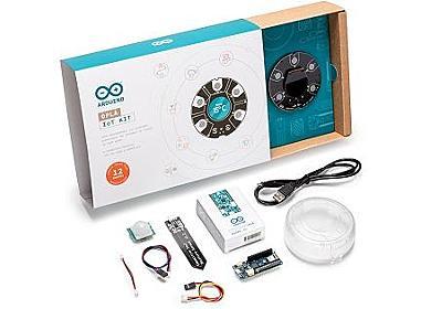 コーディング不要でIoT開発——Arduino「Oplà IoT Kit」向けテンプレートを公開   fabcross