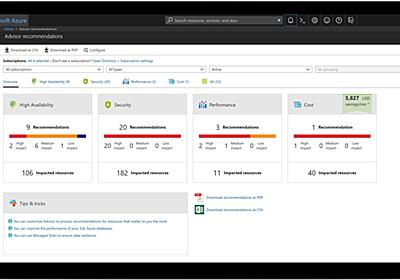 Five habits of highly effective Azure users | Blog | Microsoft Azure