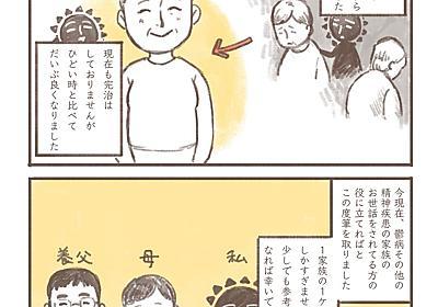 """小日向まるこ/ Marco on Twitter: """"鬱病(その他の精神疾患)の家族の介護をされている方へ① https://t.co/dPooyyDZIm"""""""