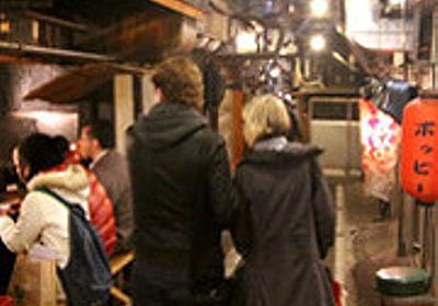 外国のガイドブックで東京観光 - デイリーポータルZ