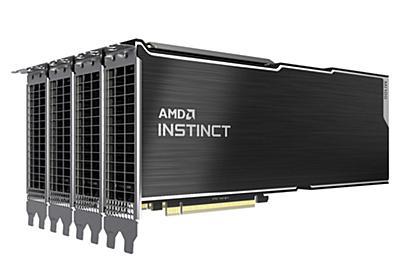ASCII.jp:Radeon Instinct MI100が採用するCDNAアーキテクチャーの内部構造 AMD GPUロードマップ (1/4)