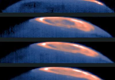 木星に見つかった「大冷斑」 - アストロアーツ