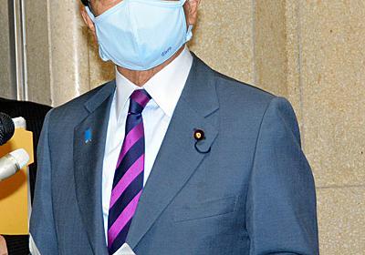 麻生氏、菅前首相は「顔が悪い」 岸田首相は「男前」:朝日新聞デジタル
