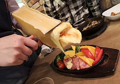 肉バルOSAKAYA!4000円の肉とラクレットコースで昇天