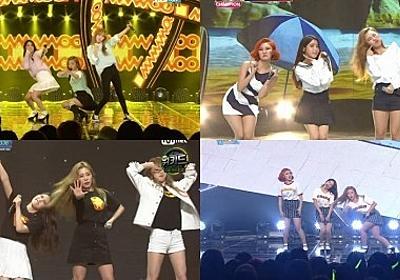 MAMAMOO、毎回ステージでアドリブミッションを遂行…ファンからのリクエストに応える - MUSIC - 韓流・韓国芸能ニュースはKstyle