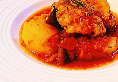 【カチャトーラのレシピ】鶏肉を使った本格猟師風のレシピ! - 北のコックが気分で料理していく。