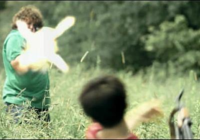 子どもたちが本物の武器で戦争ゴッコする映画「I Declare War」予告編ムービー - GIGAZINE