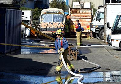 火災現場から悲惨な生活送る日本人ら15人救出、豪シドニー 写真5枚 国際ニュース:AFPBB News