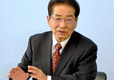 仙谷由人さん死去 民主党政権時に官房長官など歴任:朝日新聞デジタル