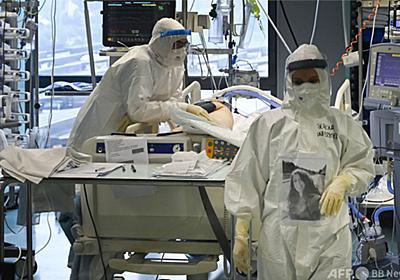 コロナ抗体、感染後8か月持続 研究論文 写真3枚 国際ニュース:AFPBB News