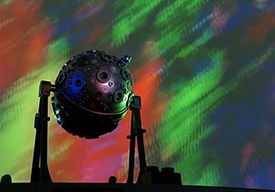 """名古屋のプラネタリウムにグリッチ全天周映像が投影!? 12/8-9 """"The Edge of Infinity"""" が開催 – NEWREEL"""