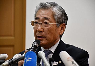 7分で終わった竹田恒和JOC会長の会見。仏人記者は捜査が森喜朗・元首相にも及ぶ可能性も指摘   ハーバービジネスオンライン