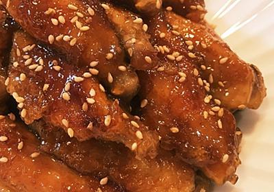 ご飯がススム♡鶏手羽中の甘辛焼き by あやぴよこ 【クックパッド】 簡単おいしいみんなのレシピが317万品