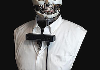 """""""人間らしさ""""にディズニーの技術を使った対話型ロボット リアルな視線を再現:Innovative Tech - ITmedia NEWS"""