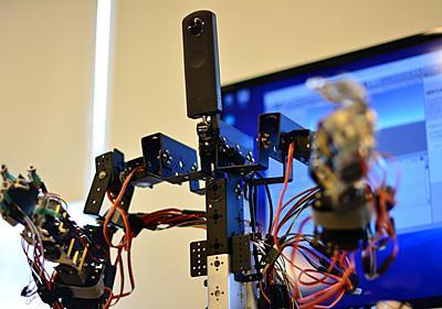 VRでロボットを化身として操縦、遠隔操作義体「GITAI」と専用OSの開発進む @maskin | TechWave テックウェーブ
