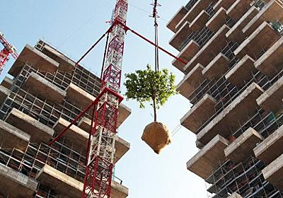 Bosco Verticale: The World's First Vertical Forest Nears Completion in Milan - NEW PHOTOS