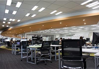 株式会社ドワンゴ 歌舞伎座タワー新オフィス に行ってきた! - 941::blog